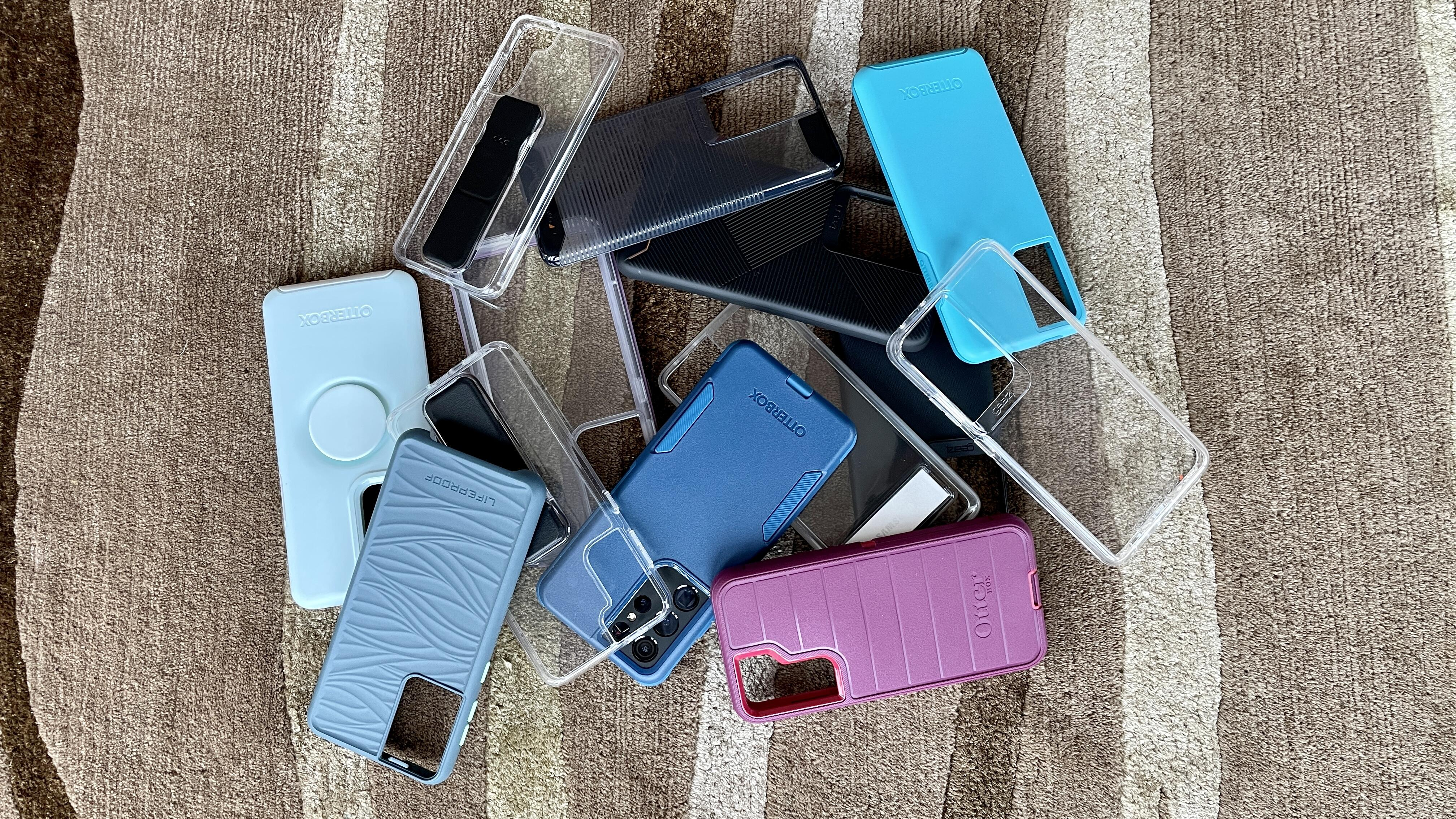 Best Samsung Galaxy S21, S21 Plus and S21 Ultra cases 2021