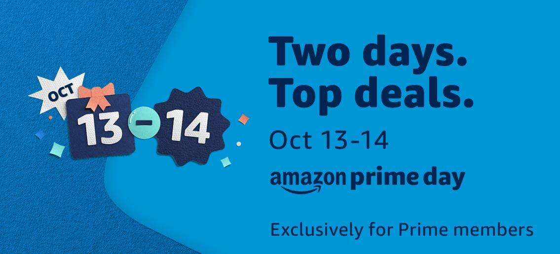Amazon Prime Day 2020 schedule