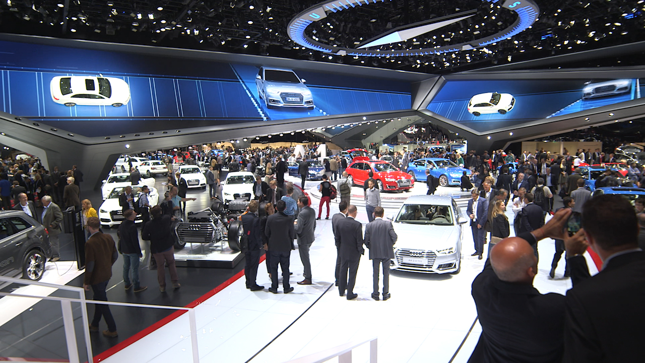 Video: Best in Show: Editors choose their favorites from the 2015 Frankfurt auto show