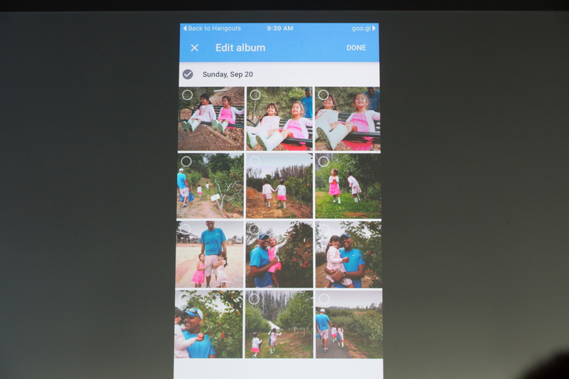 Shared albums coming to Google Photos