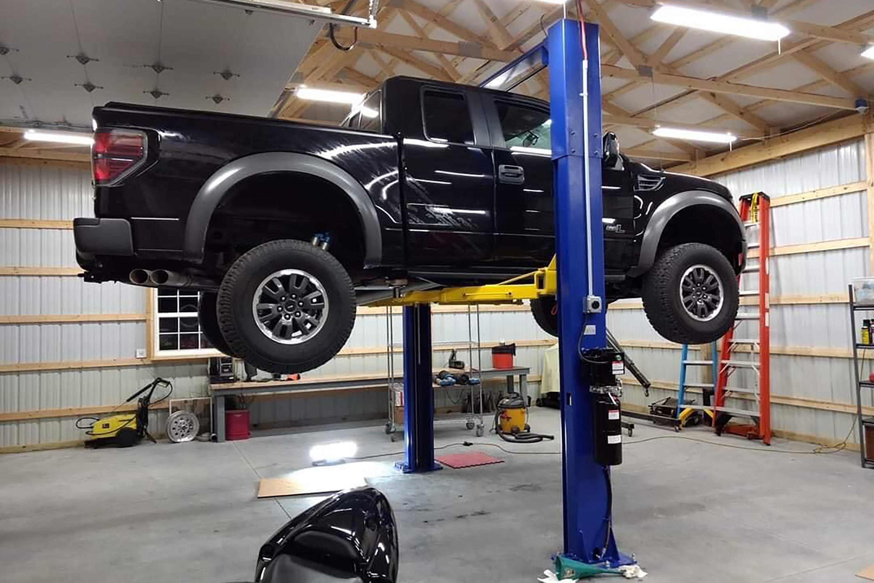 Best Car Lifts For Home Garages In 2021, Garage Car Lifts For Home