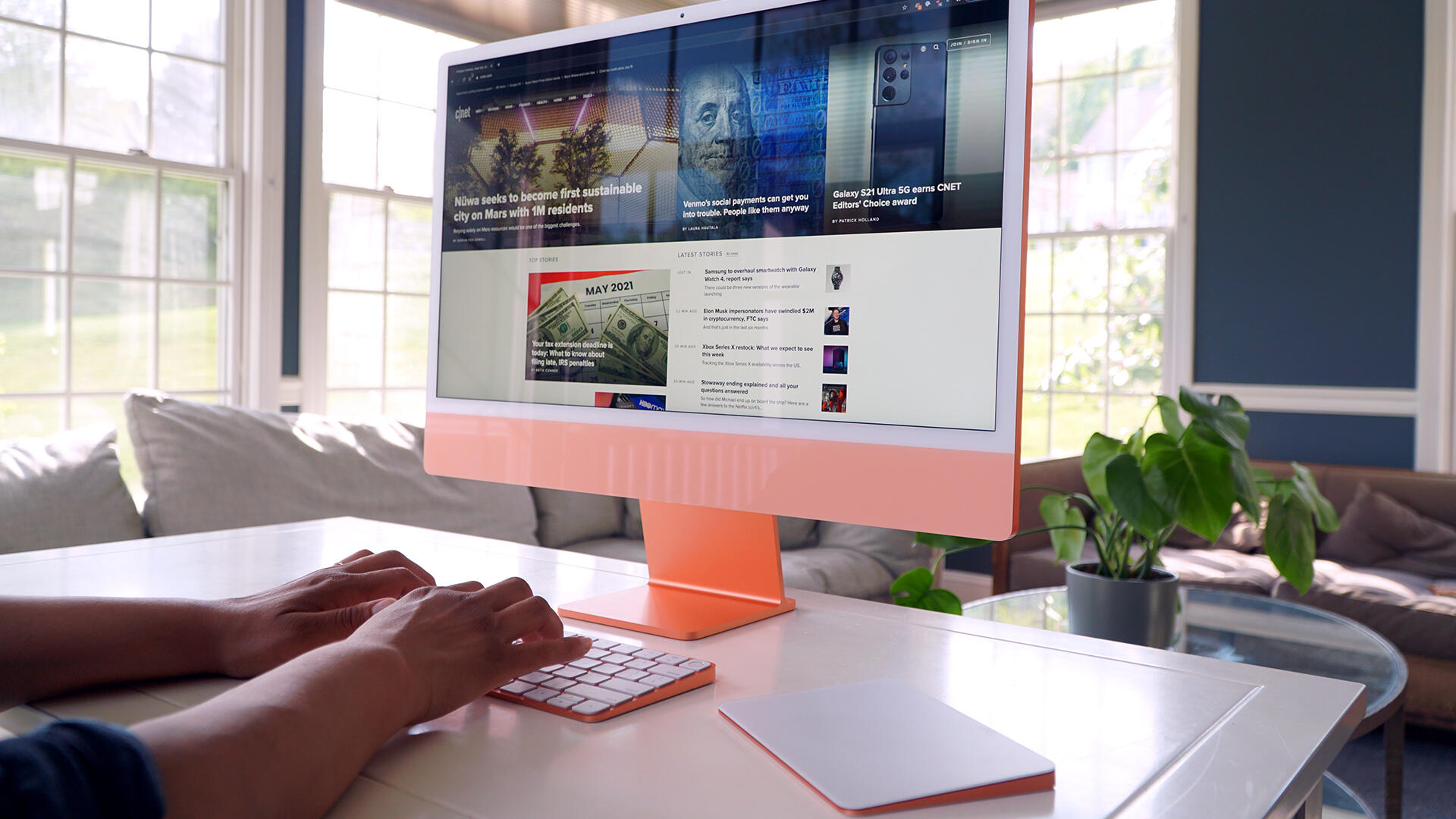 Video: Apple iMac M1 24-inch review