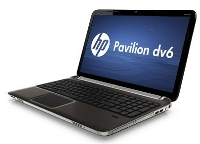 The HP Pavilion dv6 is one of many HP laptops that now sport USB 3.0 ports.