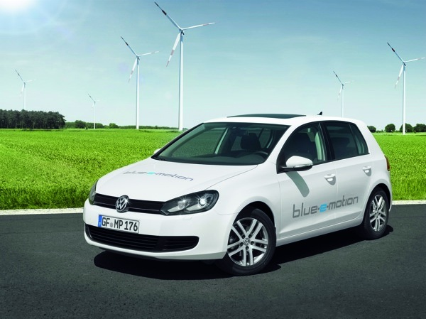 Volkswagen is making its best selling compact into an electric vehicle.