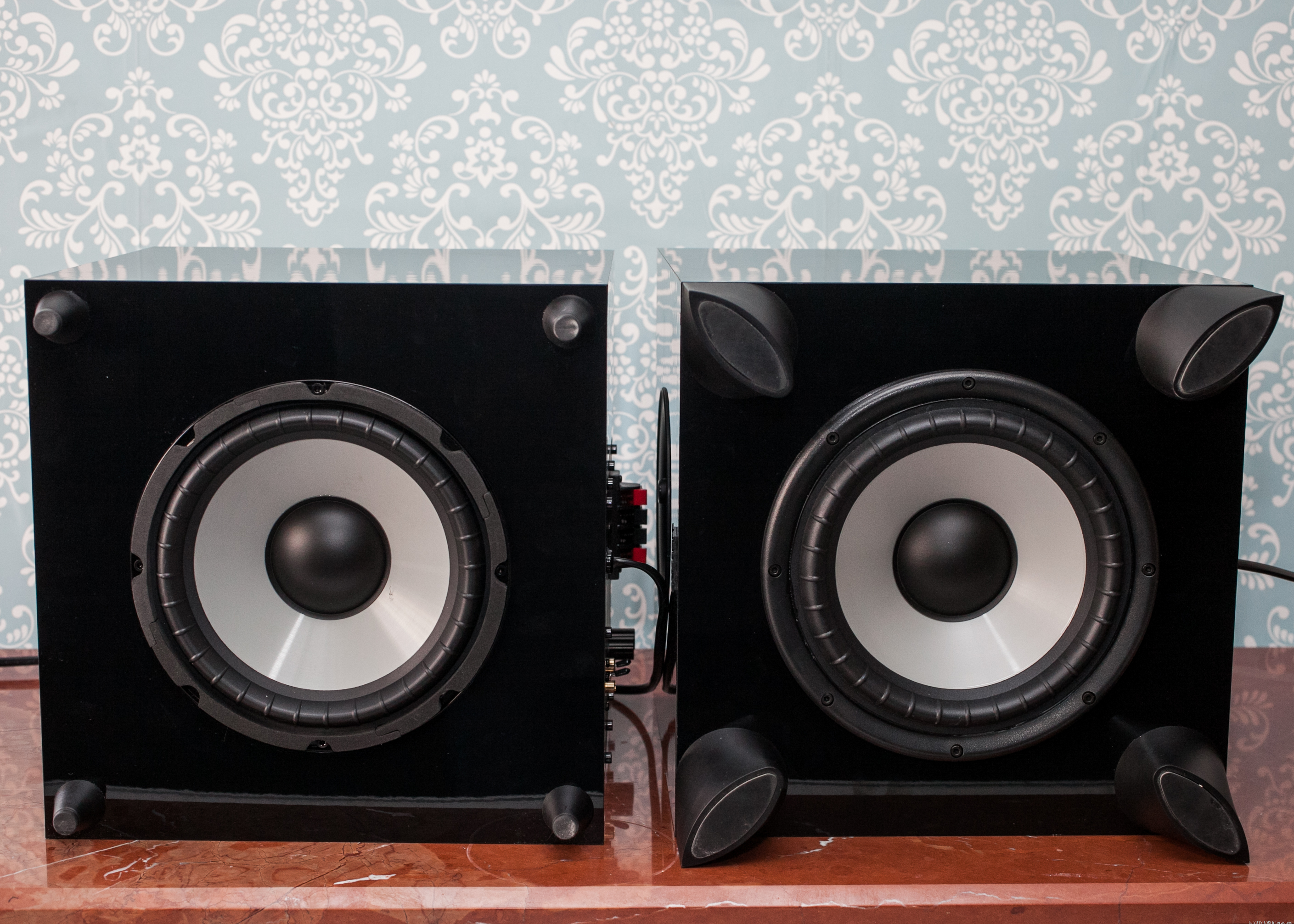Energy and Monoprice subwoofers compared