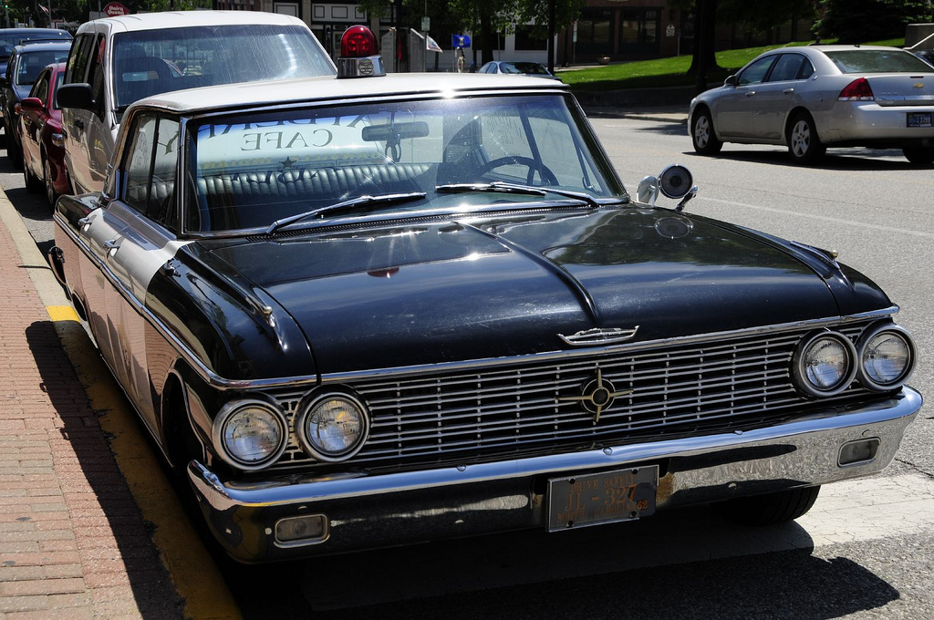 Early '60s Ford Galaxie