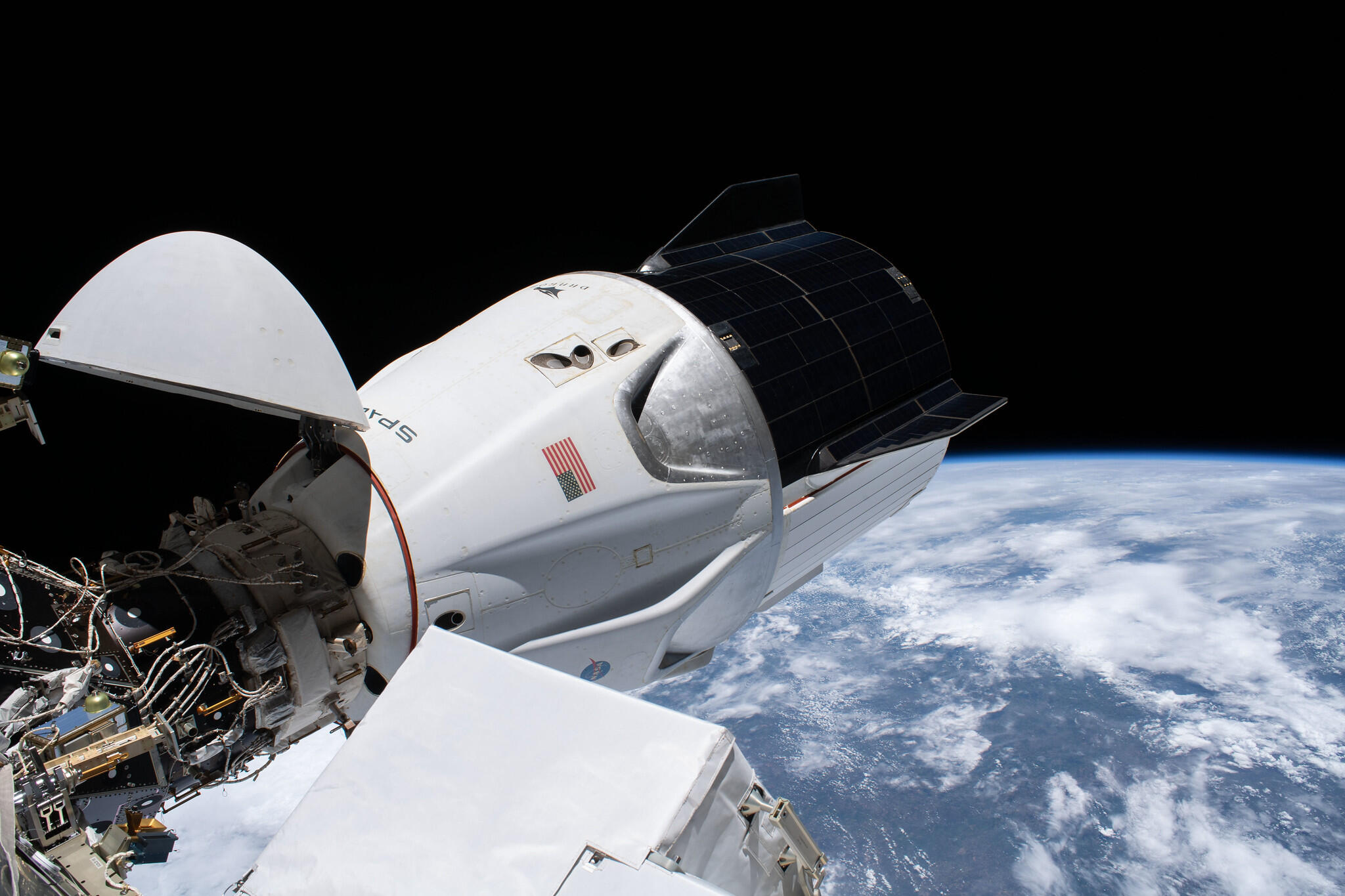 NASA / ISS: How to view the relocation of Crew Dragon Resilience