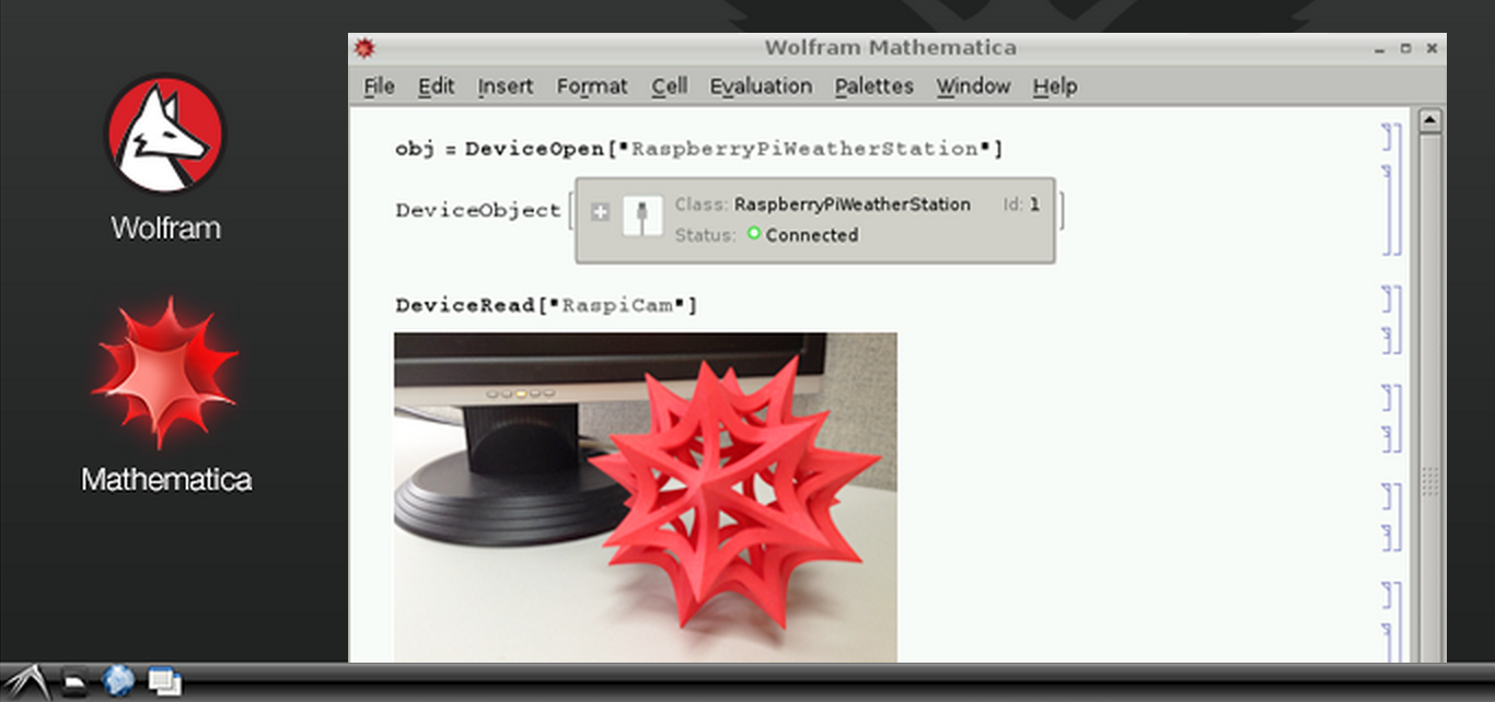 Wolfram Research's Mathematica is available for free on Raspberry Pi machines.