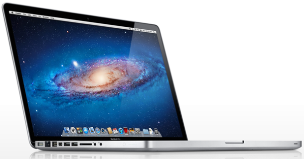 Could Apple's MacBook Pro feature a Retina Display?