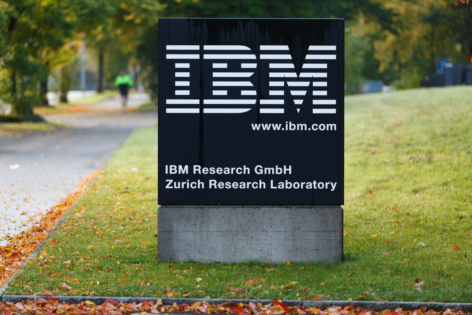 IBM Research investigates supercomputing, nanotechnology, medicine, and more at its Zurich labs.