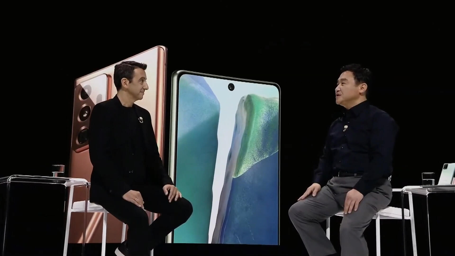 Video: Samsung smartphone chief talks new Galaxy product lineup
