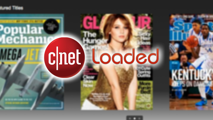 Video: A new way to read magazines on a tablet