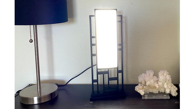 Best Sad Light Therapy Lamp For 2021 Cnet, What Floor Lamps Give The Most Light