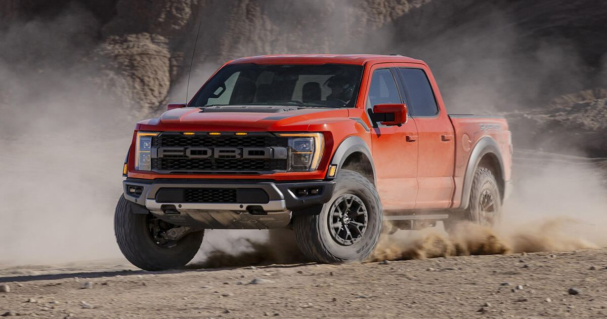 2021 Ford Raptor Doesn't Have A Power Increase To Go With Its Price Increase