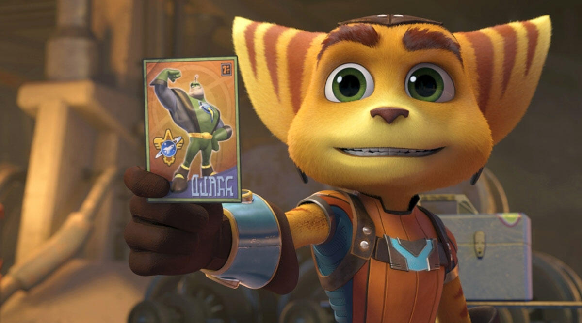 17. Ratchet and Clank (2016)