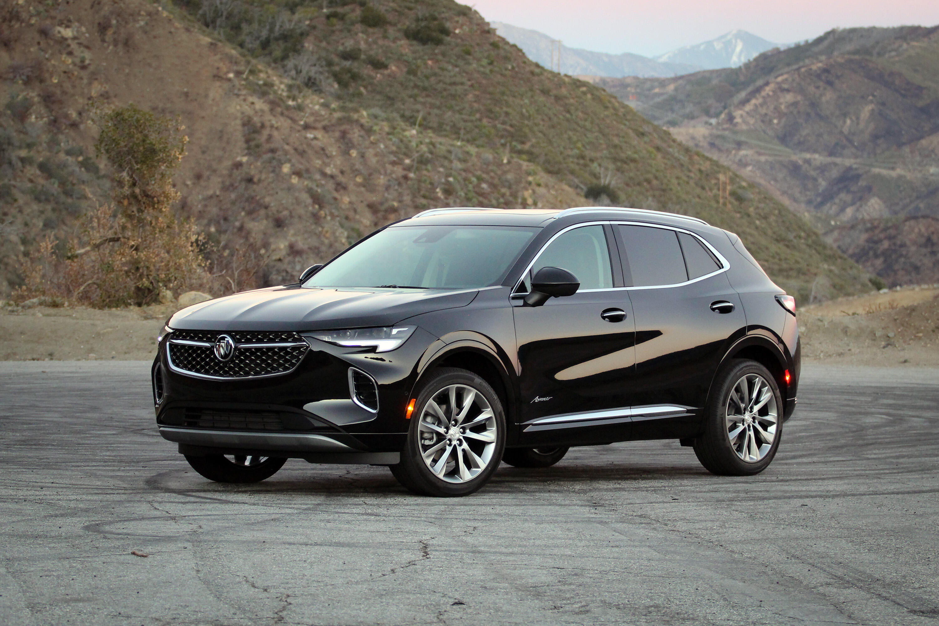 2021 Buick Envision
