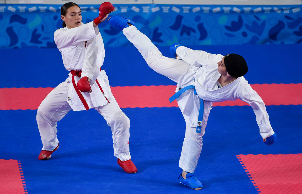 Karate - Buenos Aires Youth Olympics: Day 12