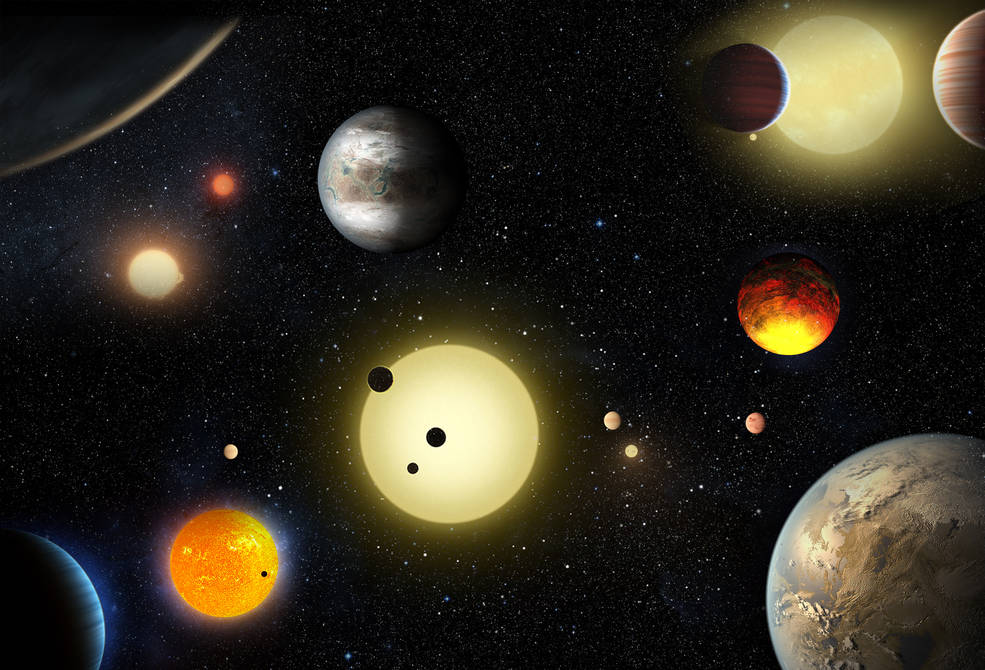 Even more Kepler and TESS planets