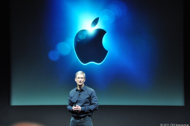 What does Apple CEO Tim Cook have up his sleeve?