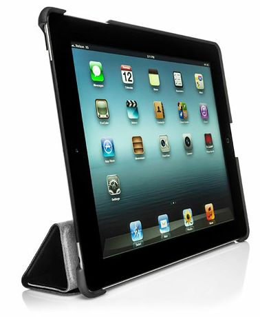 The Pong Research New iPad Case makes a host of lofty claims. It also protects and props up your tablet.