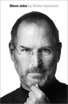 Isaacson's biography on Jobs, which goes on sale next week.
