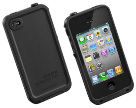 Lifeproof's durable iPhone cases.
