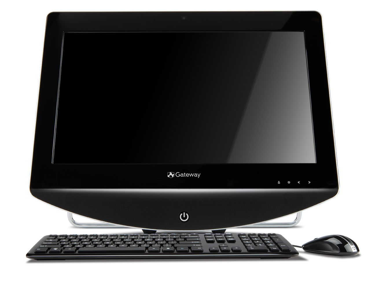 Gateway's new One ZX6951 features a redesigned chassis, a 23-inch screen, and a Blu-ray drive.
