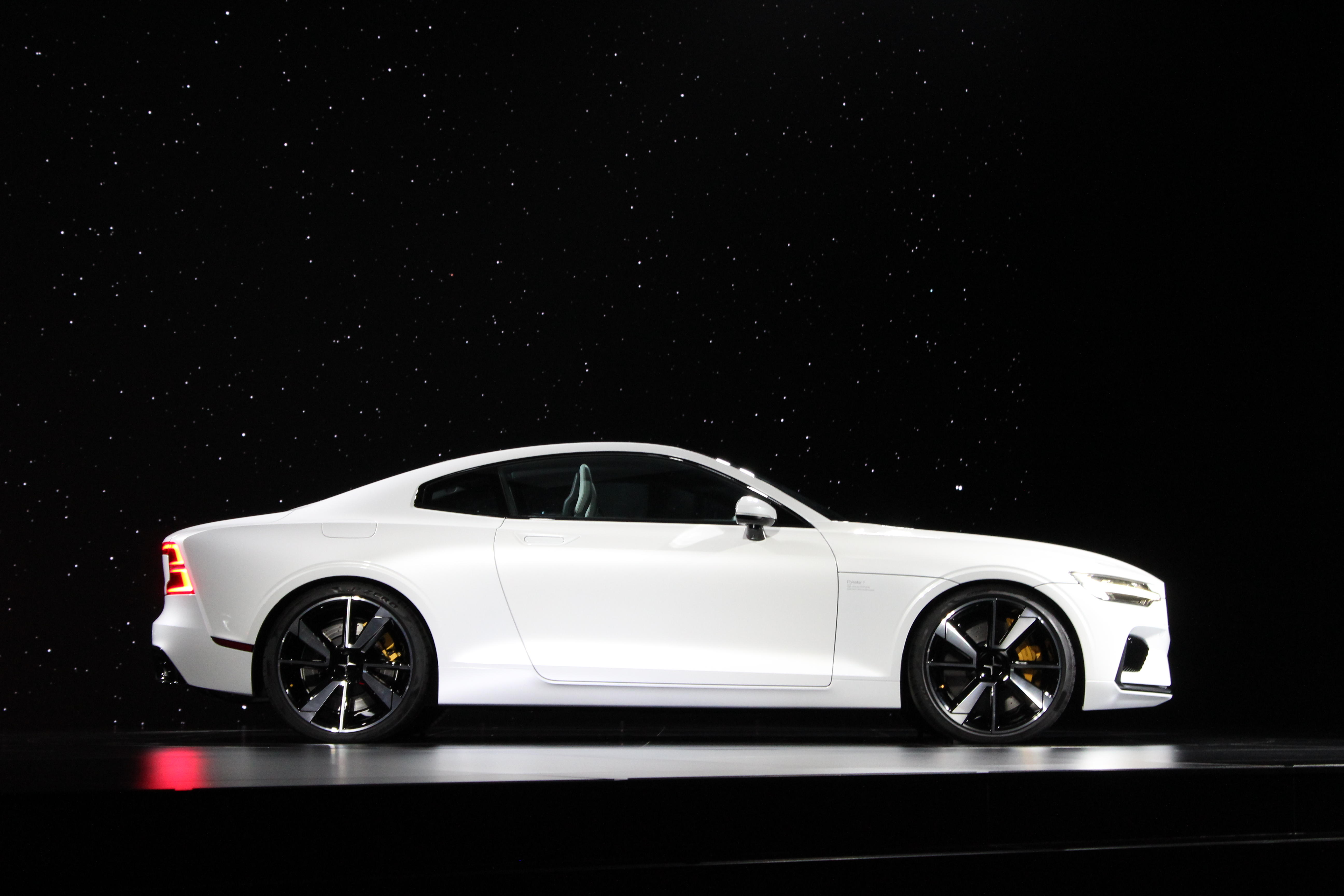 Chris Paukert's pick: 2020 Polestar 1