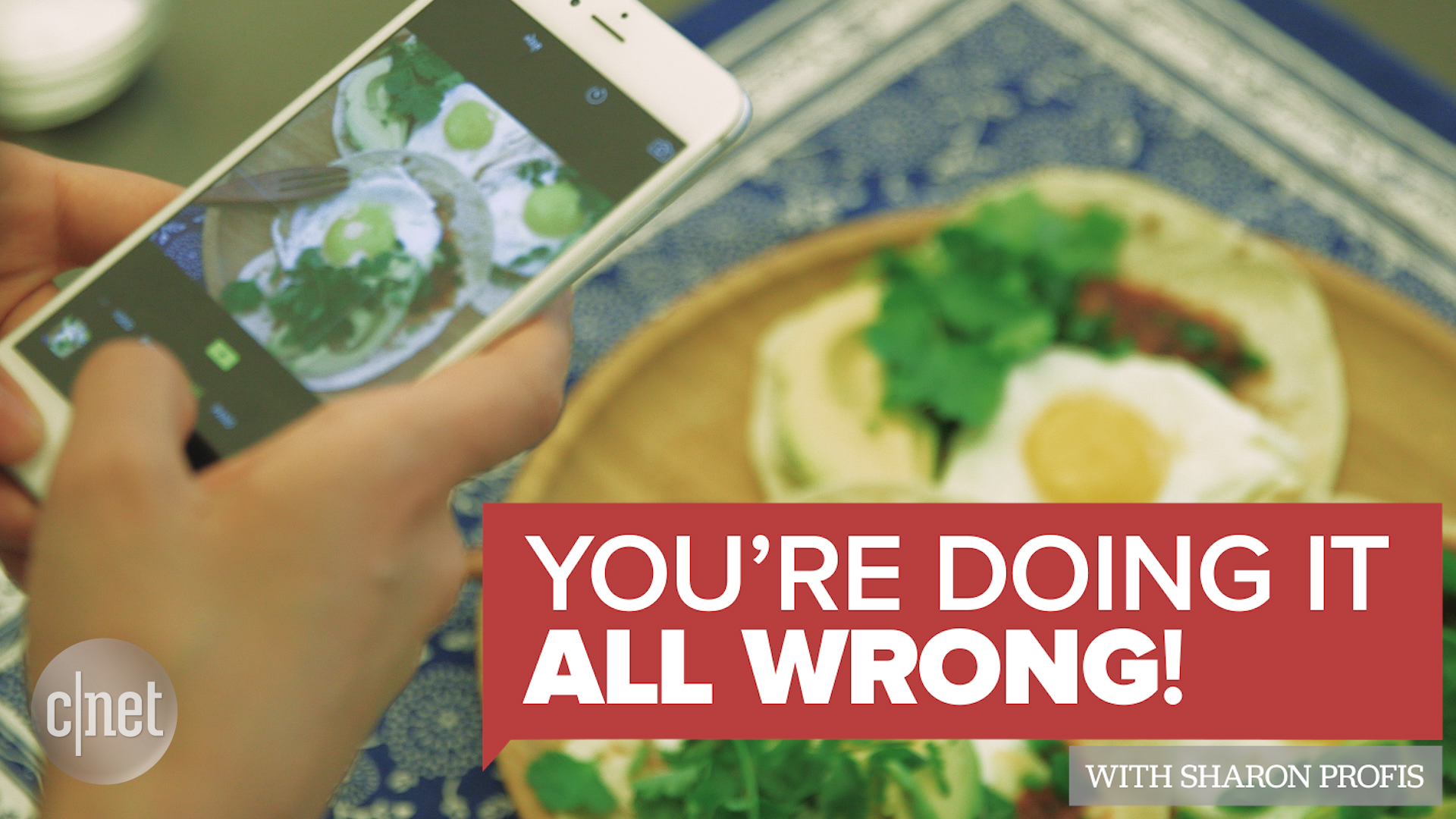 Video: How to make your food look Instagram-worthy