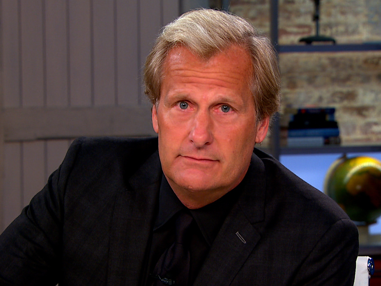 """Jeff Daniels on """"CBS This Morning."""""""