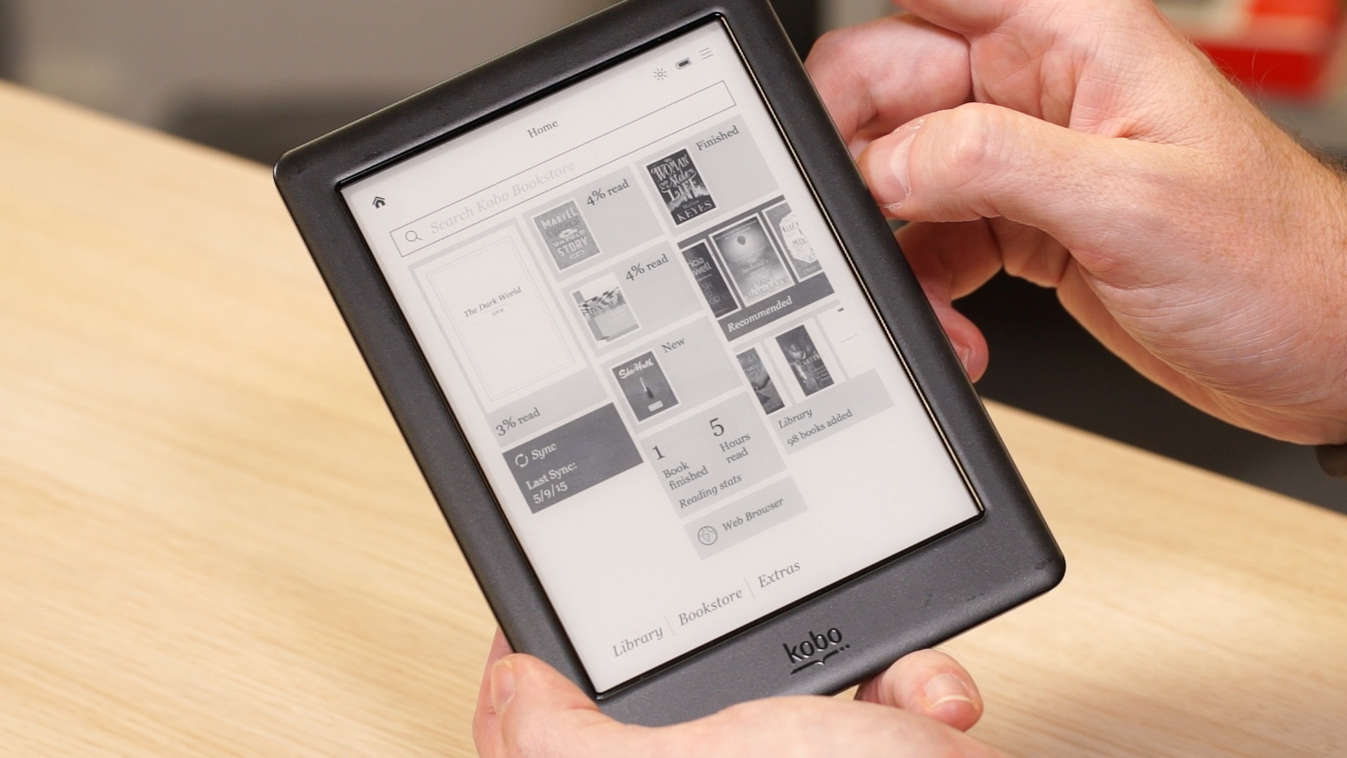 Video: Kobo Glo HD: Solid design combined with a good price