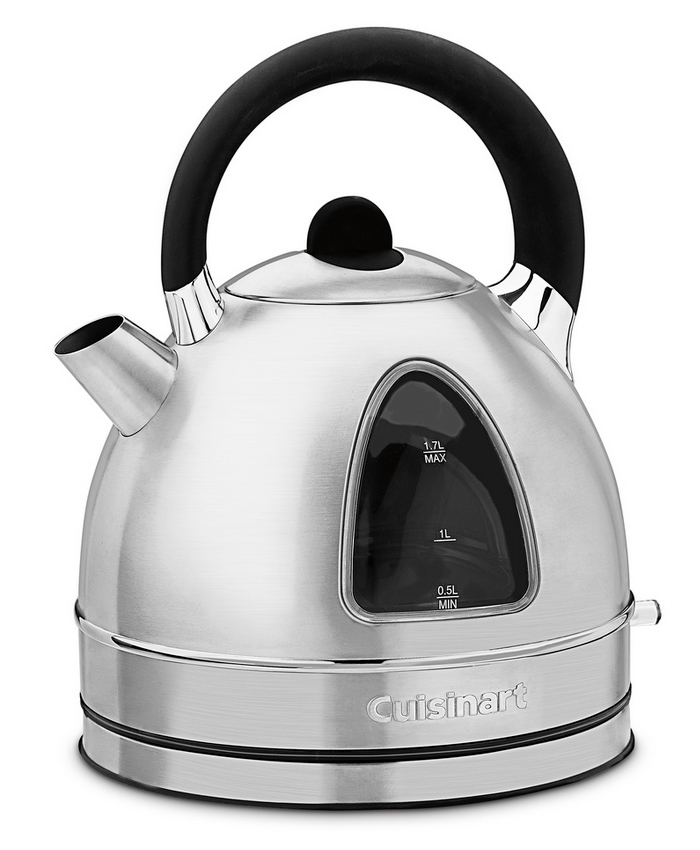 A watched pot may never boil, but what about a tea kettle?