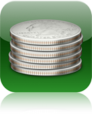 The in-app purchase icon.
