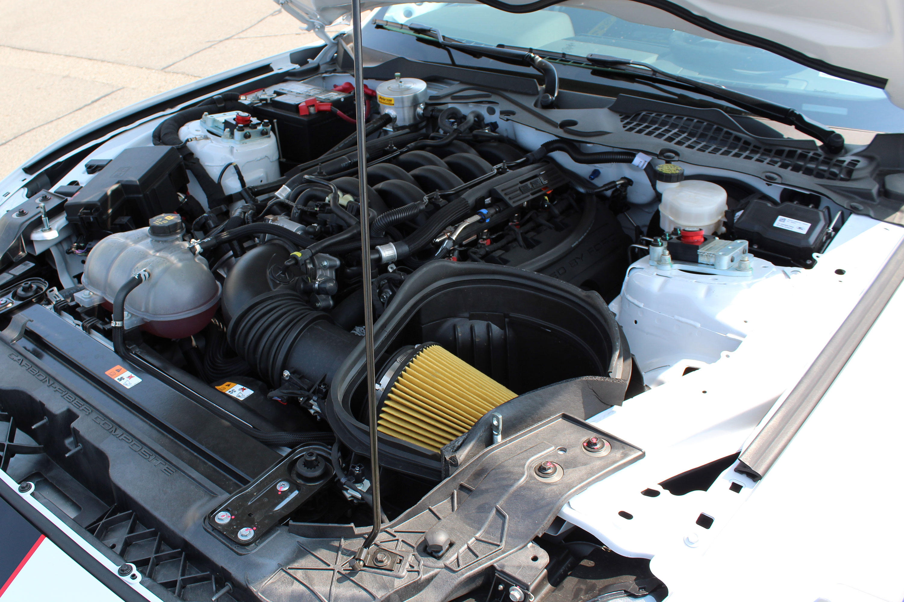 Ford Performance Mustang FP350S