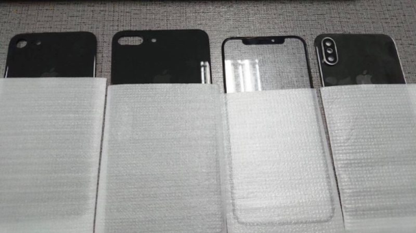 Pieces of the iPhone 8, iPhone 7S, and iPhone 7S Plus?