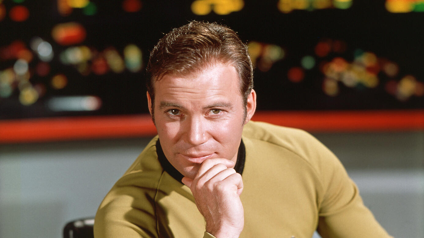 William Shatner turns 90, AI version will live forever