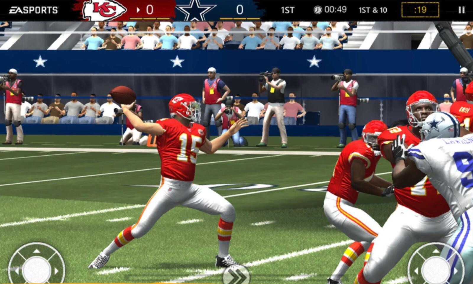12 sports games to play on iOS while live sports are benched - CNET