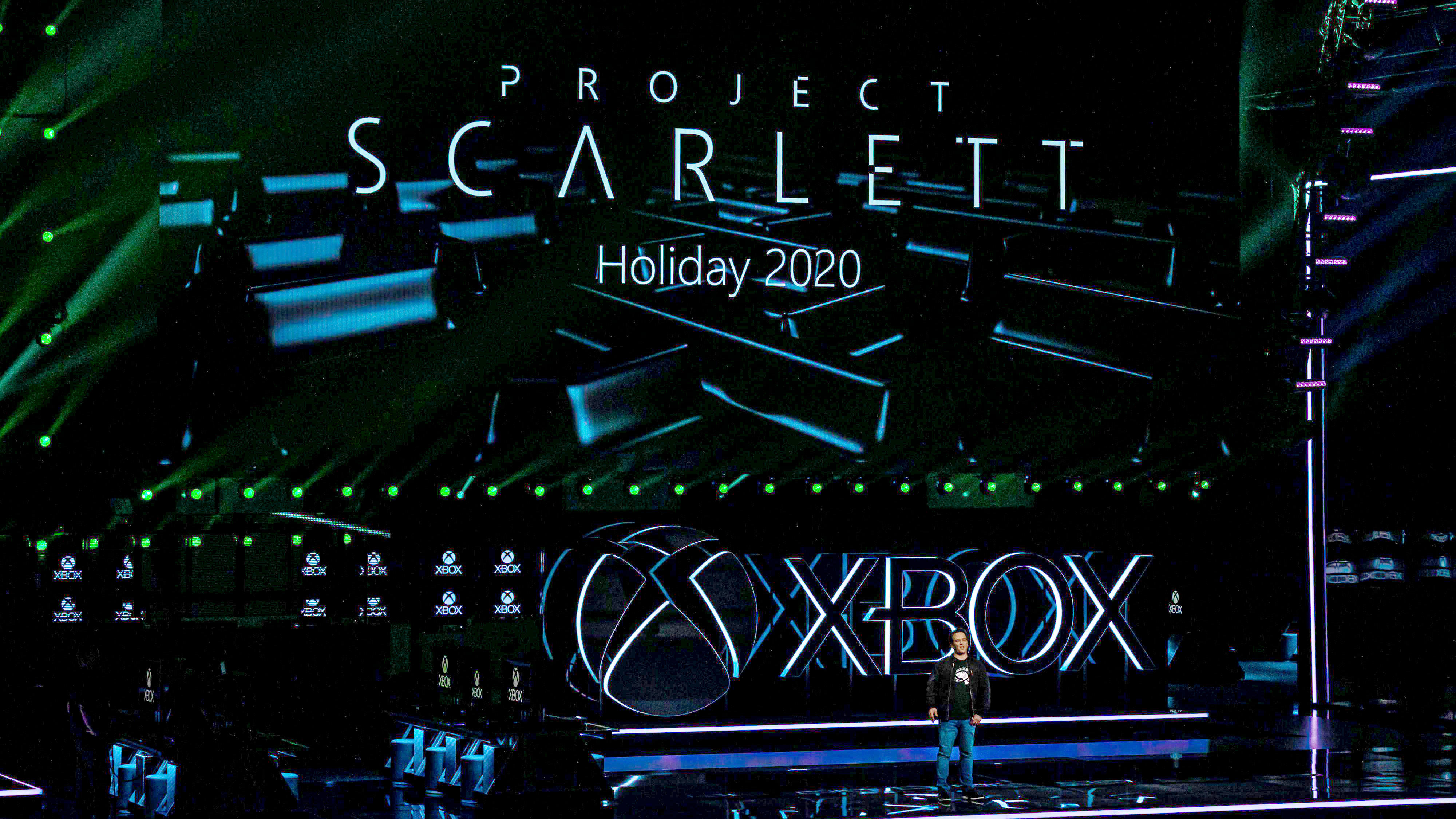 Video: Microsoft announces Project Scarlett