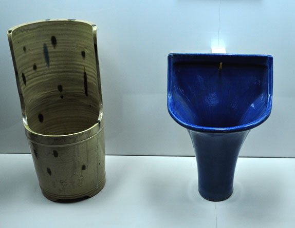 Urinals for men and women