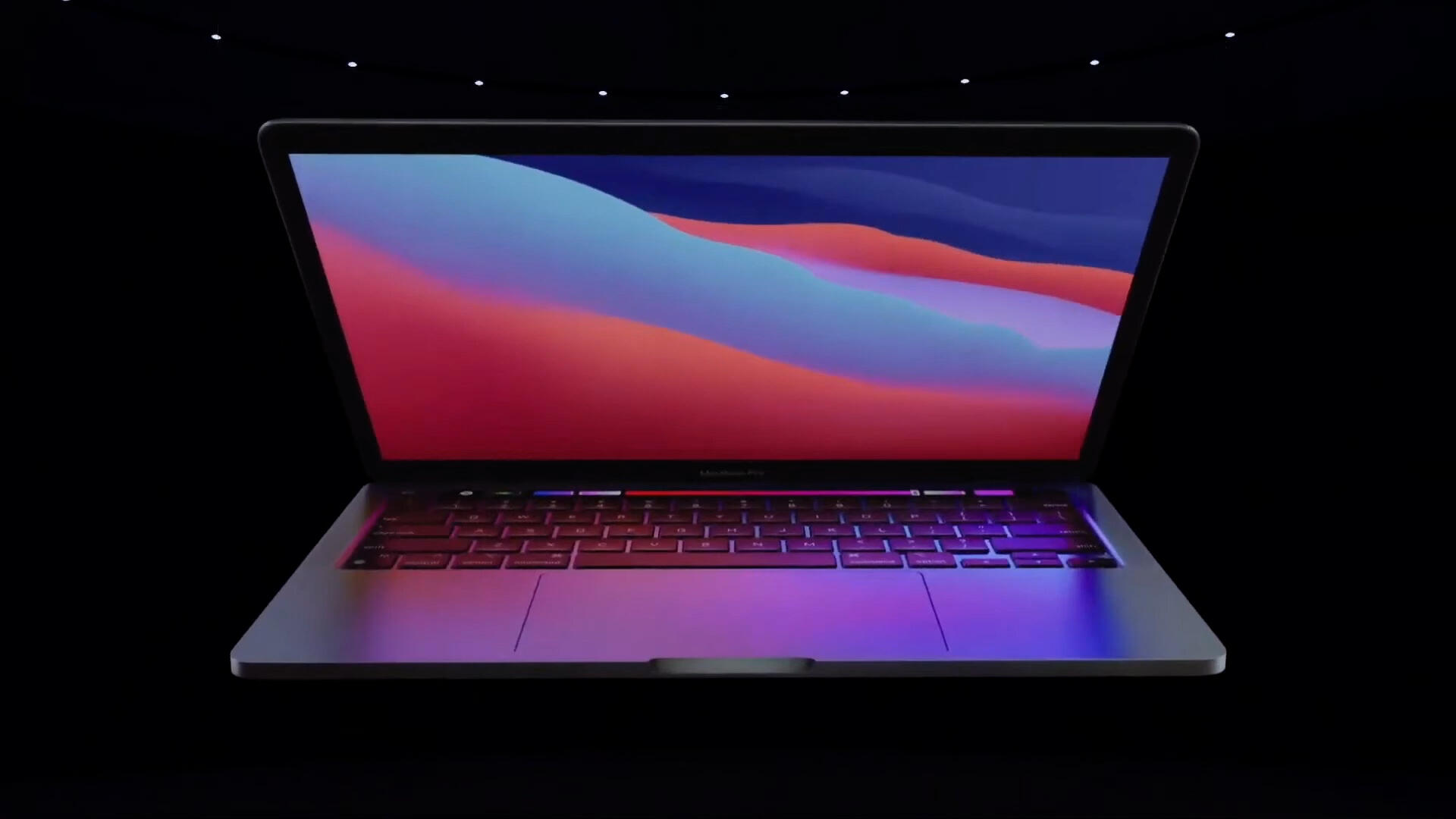 Video: Apple's new 13-inch MacBook Pro revealed with M1 chip
