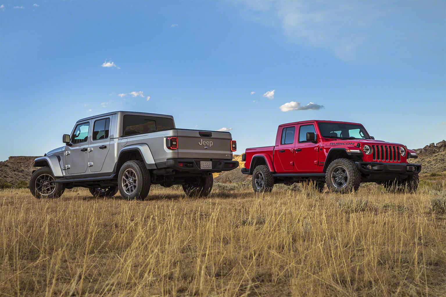 Emme Hall's pick: 2020 Jeep Gladiator