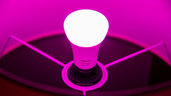 The Complete Guide To Philips Hue Bulbs Smart Features And Lots Of Colors Cnet