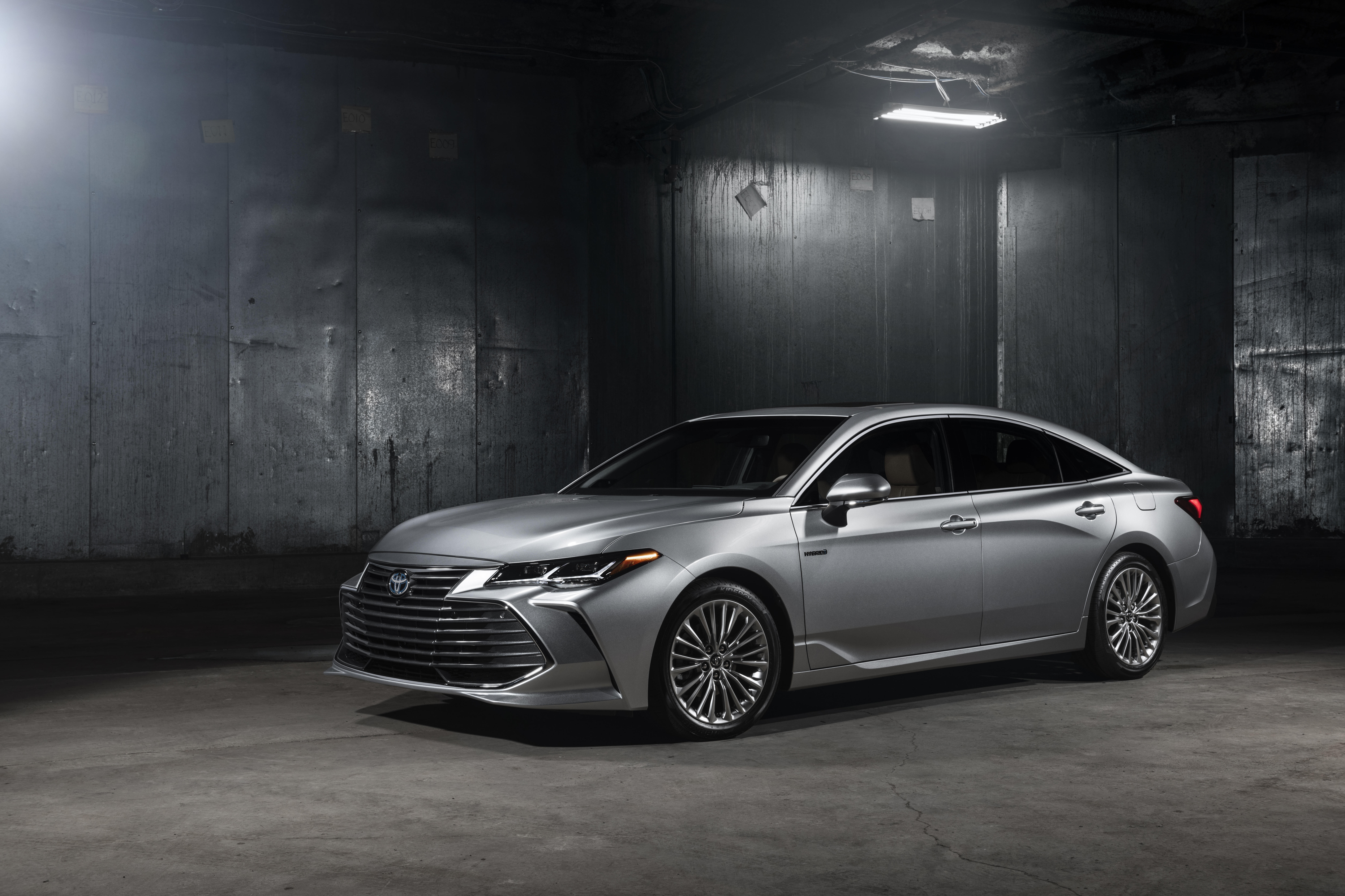 Chris Paukert's pick: Toyota Avalon
