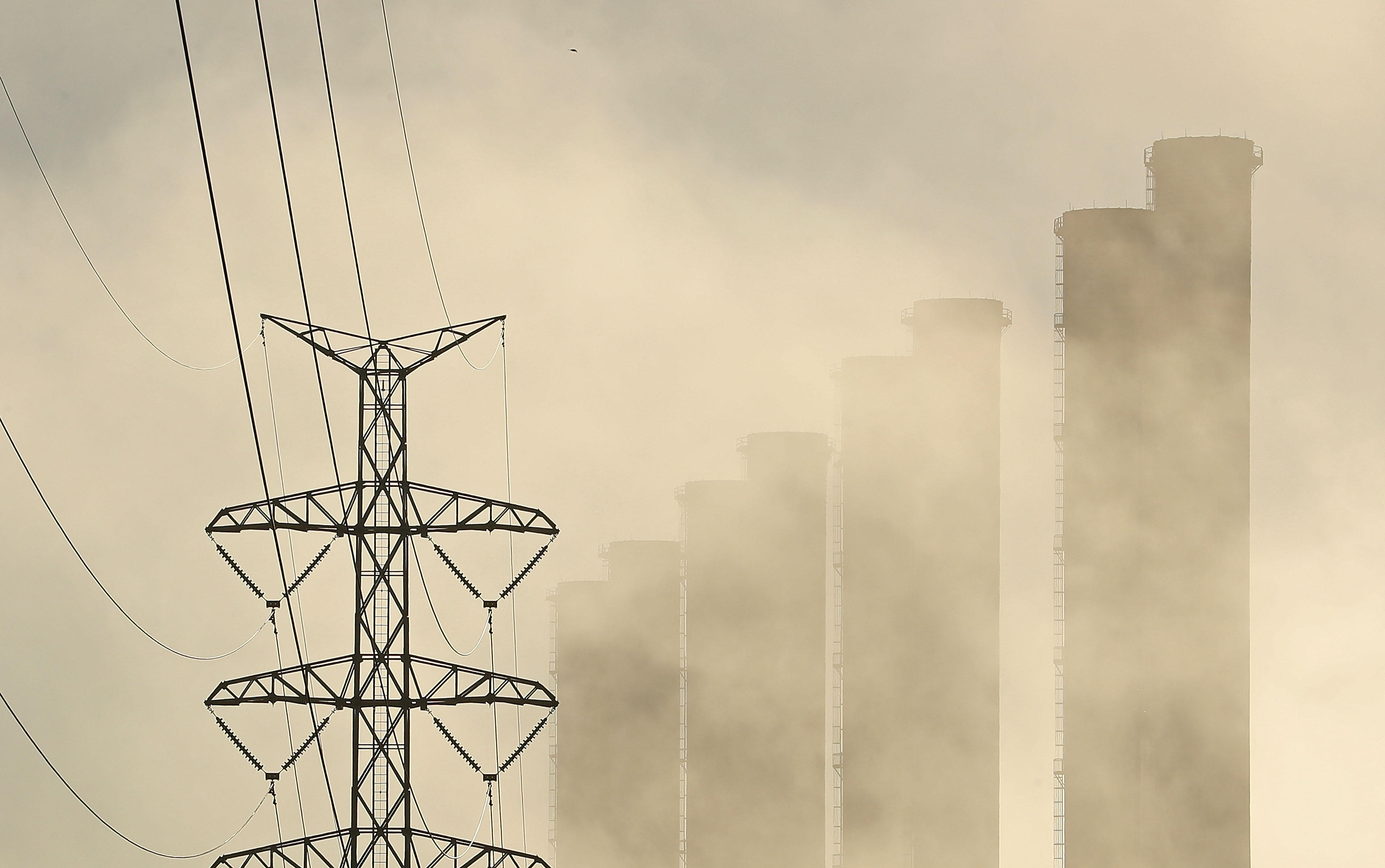 Workers Finish Last Shifts As Hazelwood Power Station Shuts Down