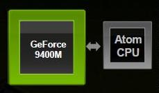 Nvidia's vision of the Netbook core