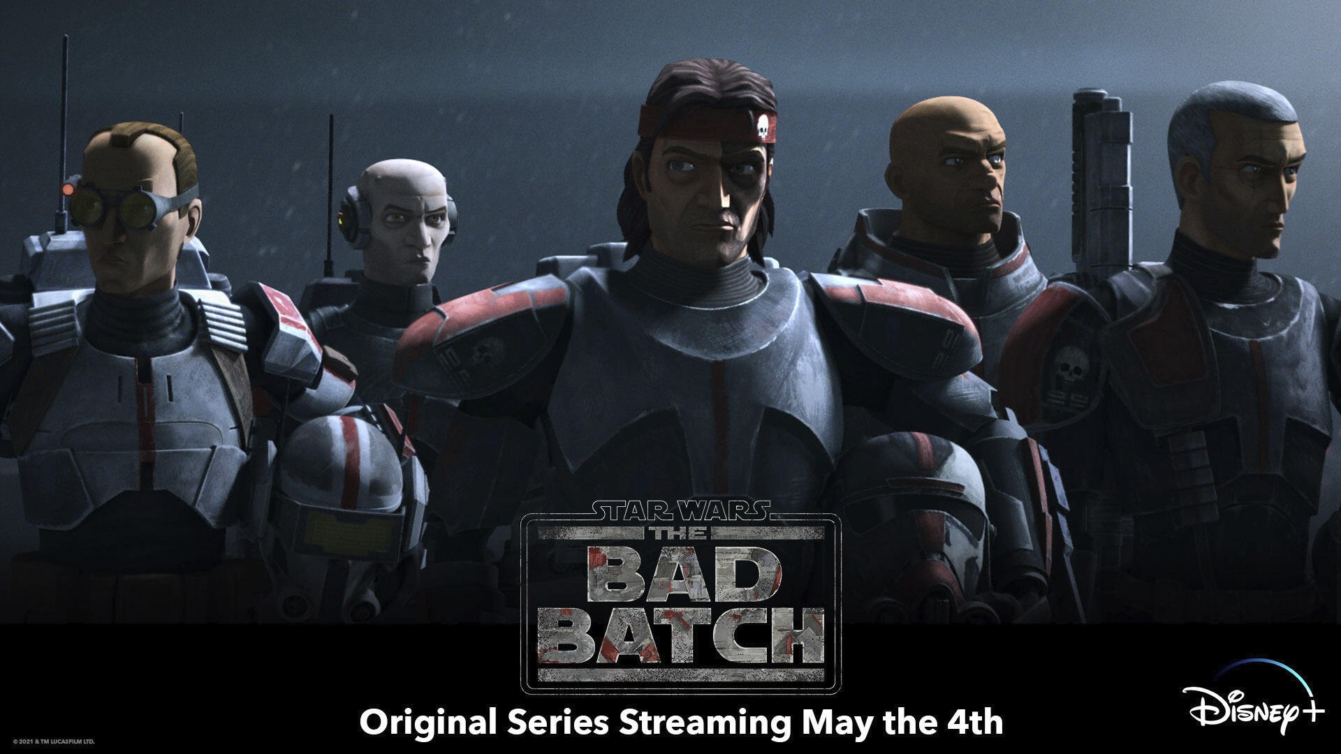 Star Wars: The Bad Batch premieres May 4 on Disney Plus - CNET