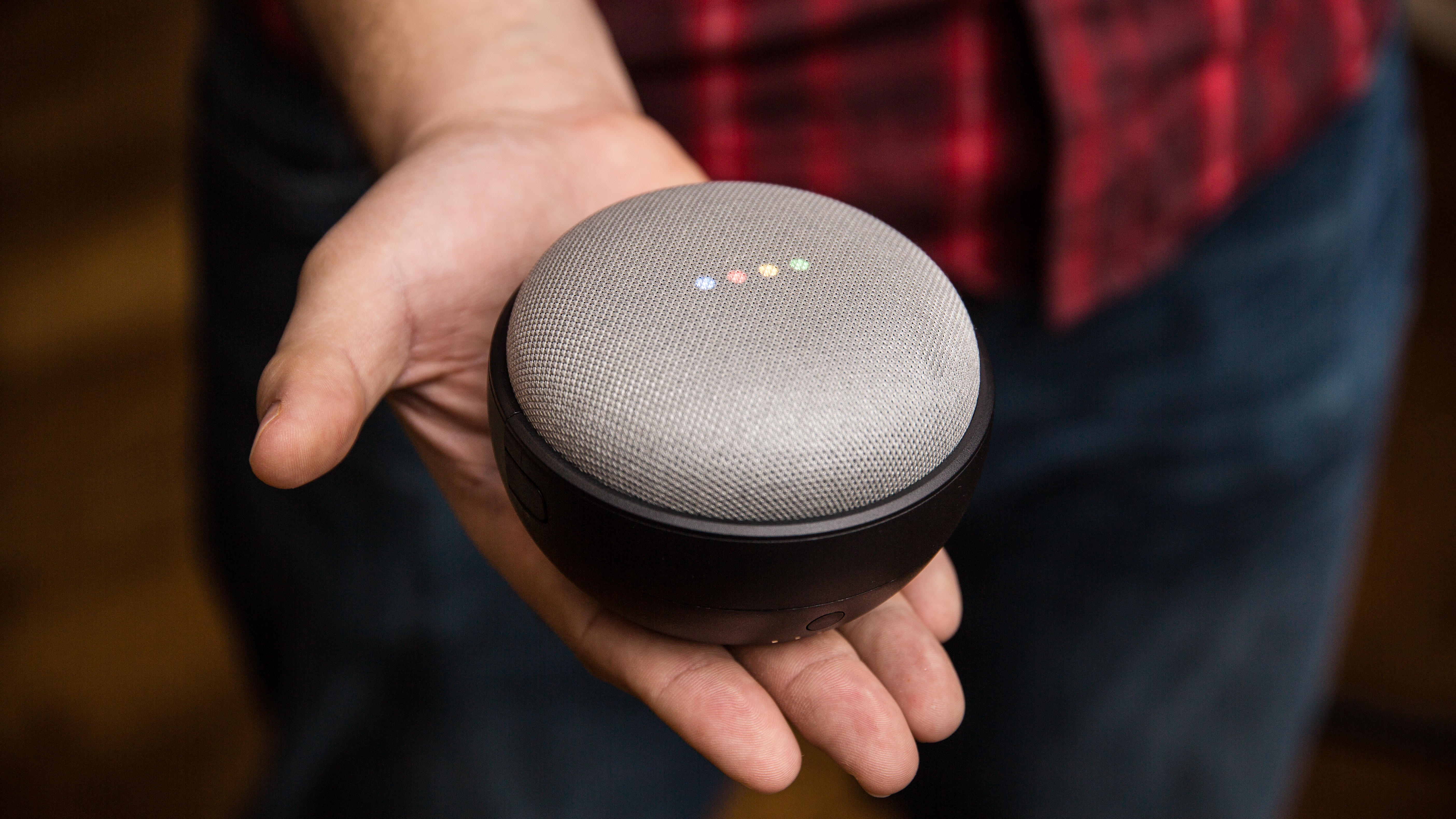 warriors-google-home-mini