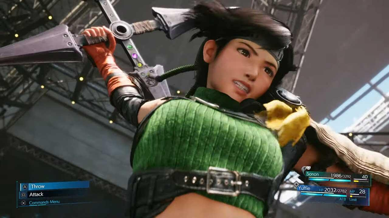 Final Fantasy 7 Remake Intergrade: Upgrades, Yuffie and everything you need to know     – CNET