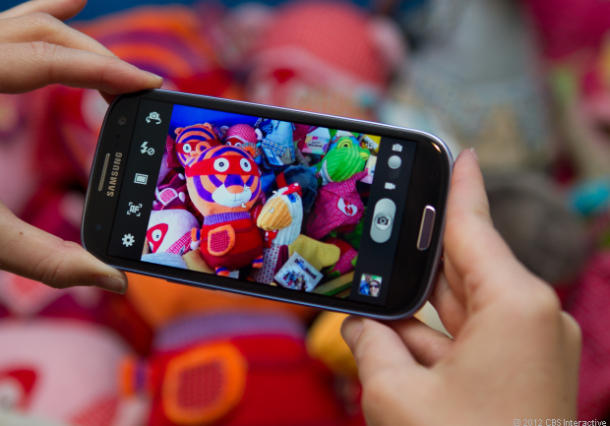 The Galaxy S3 and other Samsung phones have boosted Android sales in the U.S.