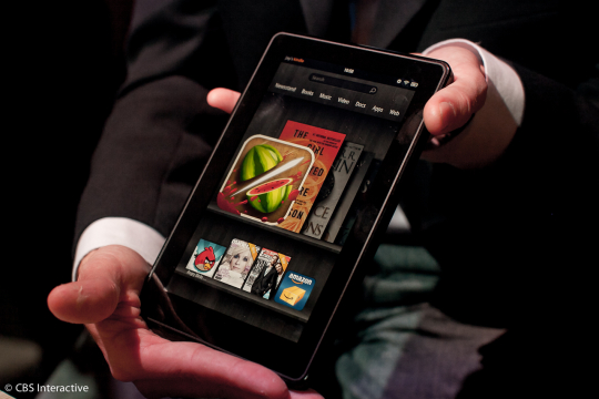 Will Amazon launch a bigger Kindle Fire this year?